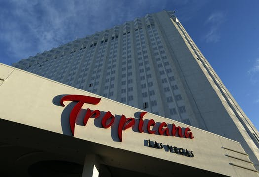 The Tropicana Hotel