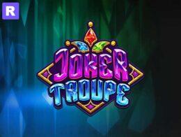 joker troupe free slot